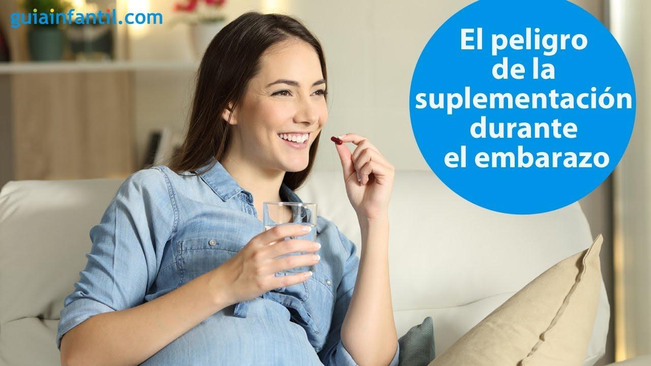 El peligro de la suplementación durante el embarazo | #ConectaConTuHijo