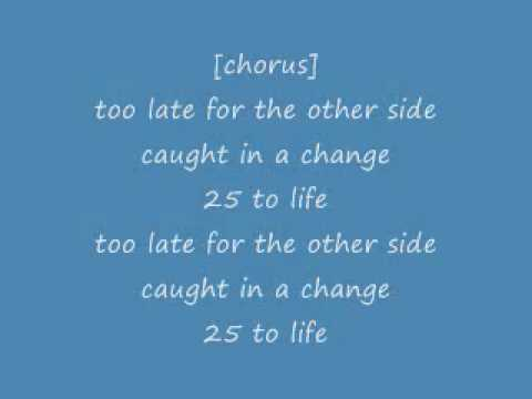 Música 25 To Life