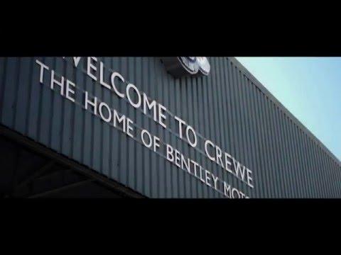 Así se fabrica un Bentley Bentayga