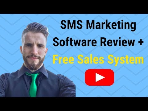 SMS Marketing Software (SMS Phone Leads) Free SMS Marketing System