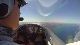 Club Fly out & SD-1 Minisport on trip from UK to south of France