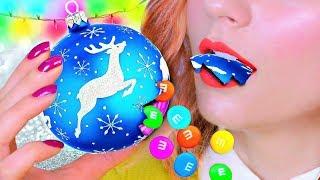 СЪЕДОБНЫЕ ПРАНКИ  НОВОГОДНИЕ/ DIY Съедобные новогодние игрушки и сладости