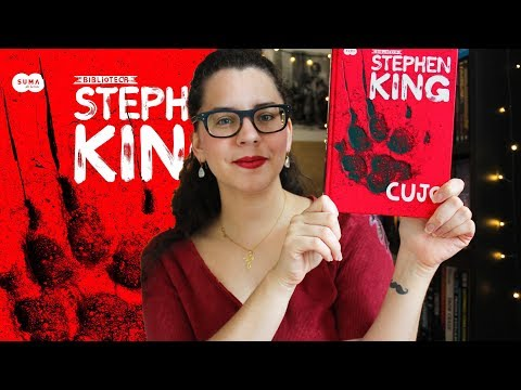 CUJO (O LIVRO MAIS TENSO DE STEPHEN KING) | BOOK ADDICT