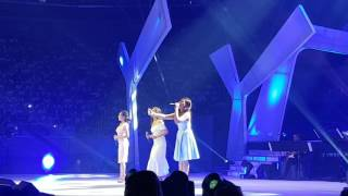 Jona, Kyla and Morissette Birit Showdown at Teacher Fest 2016