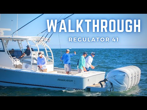 Regulator 41 video