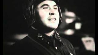 "Летели советские танки - ""Танкисты"" 1939 год."