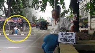 Chairul Nasution Penderita Hernia Mengemis untuk Bertahan Hidup