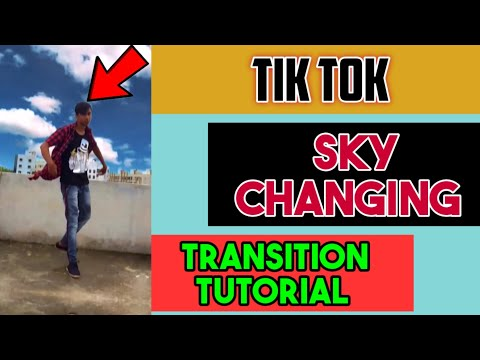 Download Changing Colour Of Sky In Tik Tok Musically Tutorial In