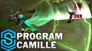 Program Camille Skin Spotlight - League of Legends