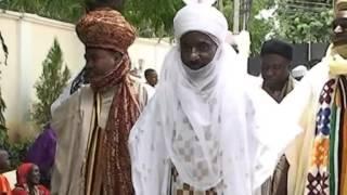 Sanusi Lamido Sanusi Emerges As The 14th Emir Of Kano