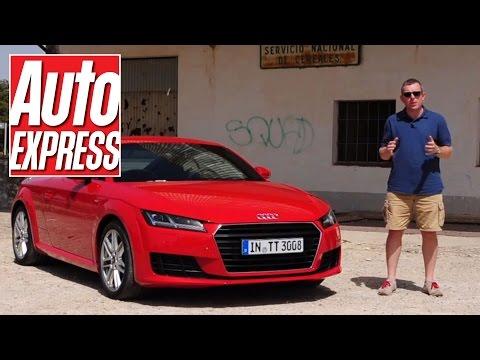 Audi TT 2014 review
