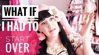 What If I Had To START OVER In Lolita Fashion?