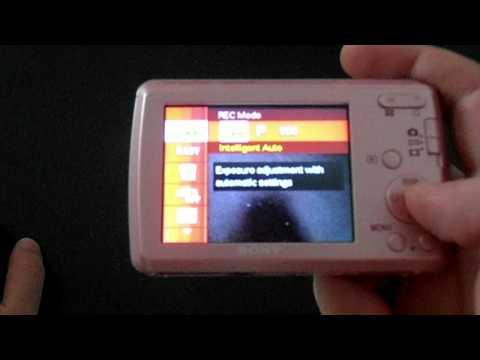 Sony Cybershot DSC-S3000 Unboxing
