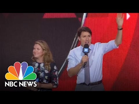 Canada's Justin Trudeau To Men: You Need To Be Feminists | NBC News