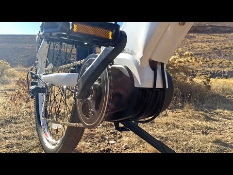 Bafang MAX Drive Review – Integrated Mid-Drive Electric Bike Motor