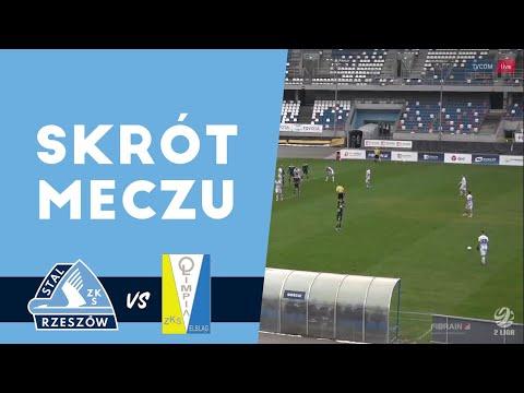 WIDEO: Stal Rzeszów - Olimpia Elbląg 0-0 [SKRÓT MECZU]