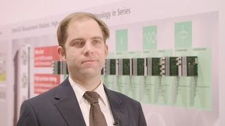 SPS IPC Drives 2016, Tag 1: Beckhoff Messe-TV