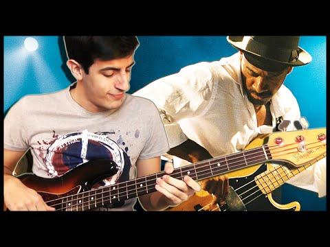 Marcus Miller Bass Medley