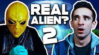 ALIENS ARE REAL 2?!