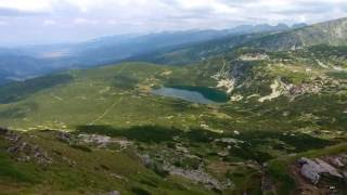 Rila Lakes and Monastery Adventure
