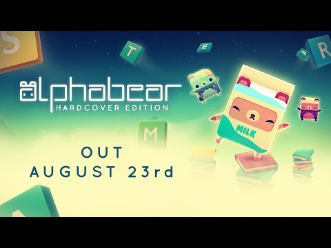 Alphabear: Hardcover Edition, coming August 23! thumbnail