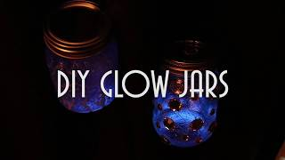 DIY Glow Jars