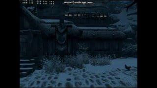 Прыжки со скалы в Skyrim (Выпуск 5)