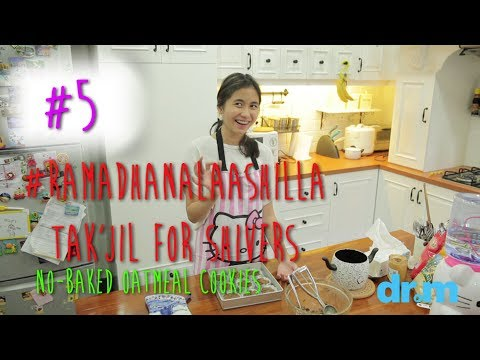Video Ashilla - Resep Oatmeal Cookies (Ramadhan ala Ashilla) ​​​| Beautiful Teenager