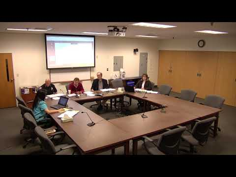 10.30.2019 Police Commission Meeting