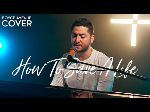 How To Save A Life - The Fray (Boyce Avenue piano acoustic cover) on Spotify & Apple