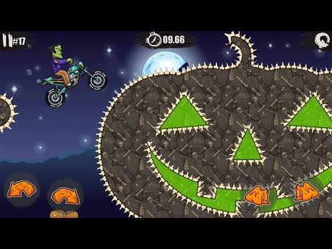 MOTO X3M Bike Racing iOS / Android Gameplay   Stunt Bike