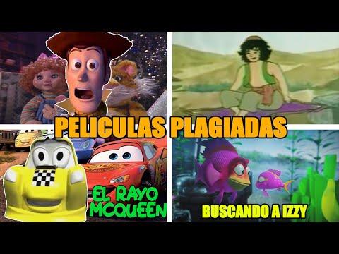 10 Peliculas Plagiadas de Disney y Pixar (Parte 2)