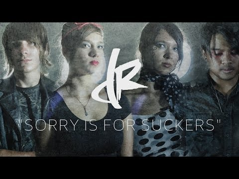 Delayed Resistance - Sorry Is For Suckers (Lyric Video)