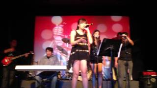 Julie Anne San Jose - Glad It's Over at Edna's Ichiban (JapsLiveInSF)