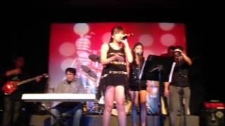 Julie Anne San Jose - Glad It's Over at Edna's Ichiban (JapsLiveInSF)