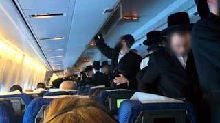 Orthodox Jewish Men Cause Flight Delays After Refusing To Sit Next To Women