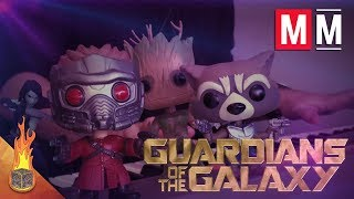 """Guardians Of The Galaxy Theme """"Black Tears"""" Cover"""