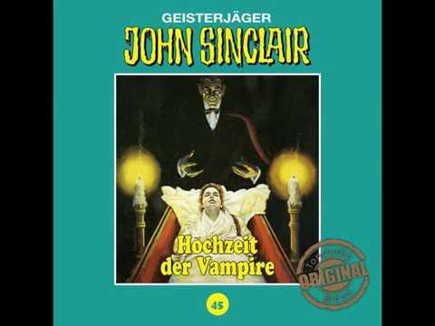 Jason Dark, John Sinclair Tonstudio Braun - Folge 45 - Hochzeit der Vampire