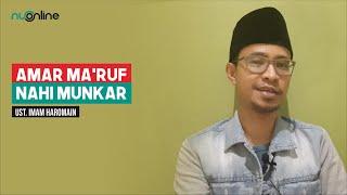 Etika Amar Ma'ruf Nahi Munkar