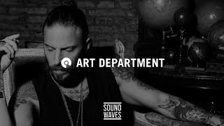 Art Department - Live @ Sound Waves Festival 2019