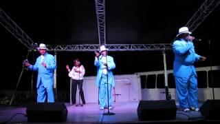 The CHI-LITES, Marshall Thompson, Live in Concert Filmed by: Rev Ebiz