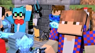 "Minecraft Songs and Minecraft Animations ""Like A Boss"" Castle Raid Part 3 - Top Minecraft Songs"