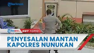 Pengakuan Eks Kapolres Nunukan AKBP SA seusai Aniaya Brigadir SL, Ungkap Motif soal Zoom Meeting