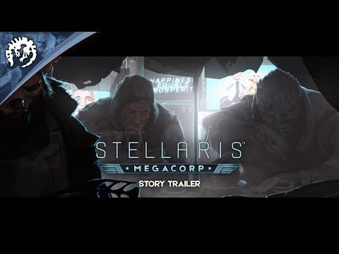 Stellaris: Megacorp - Expansion Release Date / Story Trailer thumbnail