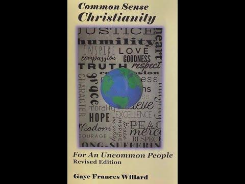Common Sense Christianity