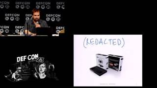 DEF CON 23 - Colin Flynn -   Dont Whisper my Chips: Sidechannel and Glitching for Fun and Profit
