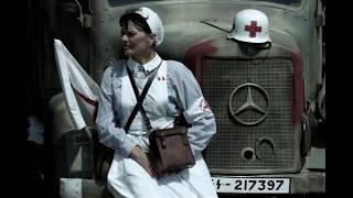 Немецкие медсестры и русские солдаты