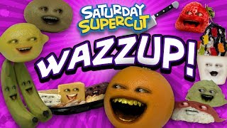 Every Annoying Orange Wazzup Episode! [Saturday Supercut🔪]