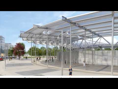 La future gare Villejuif Institut Gustave-Roussy en images