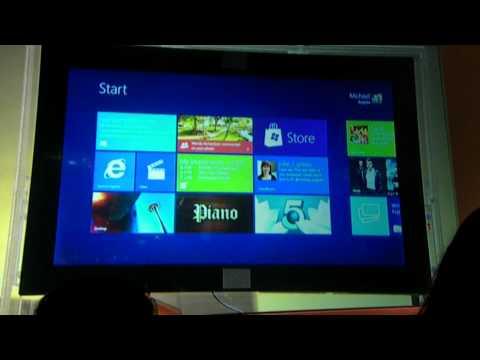 0 Windows 8 erstmals demonstriert - auch für Tablets [Video & Screenshots] Microsoft Microsoft Software Software Tablet Technology